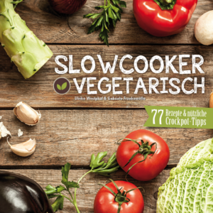 Cover Slowcooker vegetarisch