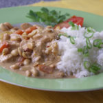 Thai-Hühnercurry
