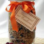 Geschenke aus der Küche: Knuspermüsli