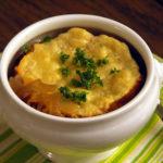 Zwiebelsuppe aus dem Slowcooker