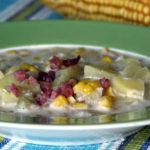 Aus dem Slowcooker: Mais-Kartoffelsuppe