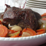 Yankee Pot Roast - Rinderbraten aus dem Slowcooker