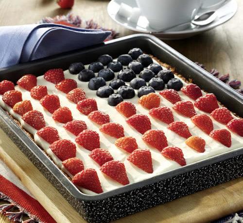 Flaggenkuchen