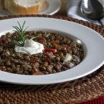 Garten-Koch-Event: Pikantes Linsen-Chili