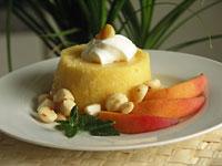 Geeister Mangopudding