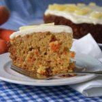 Aus dem Slowcooker: Möhrenkuchen