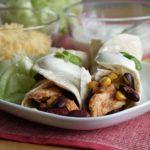 Aus dem Slowcooker: Tex-Mex-Burritos