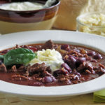 Coffee Chili aus dem Slowcooker