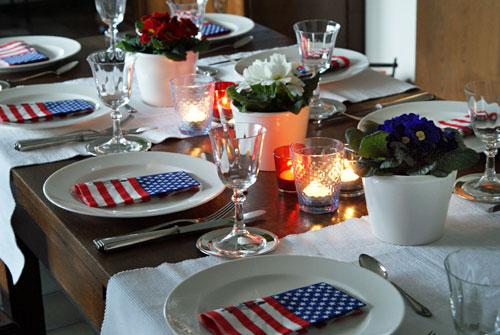 Cajun calls amerika men jenseits von fastfood for Amerikanische deko
