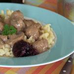 Schnelle Küche aus dem Slowcooker: Köttbullar