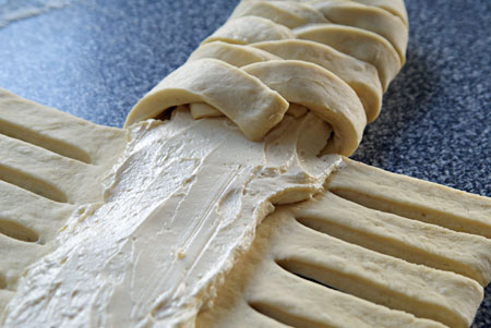 braid dough