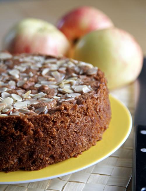 Apfelkuchen, die erste: Spanischer Apfelkuchen | Langsam kocht besser
