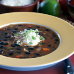 Blogevent Soulfood: TGI Fridays Black Bean Soup