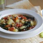 Aus dem Slowcooker: Spanische Bohnensuppe