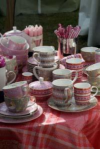Tee gefällig?