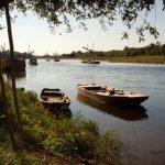 Herbststimmung an der Loire