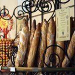 Blick in eine Bäckerei