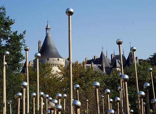 Schloss Chaumont glänzt mit seinem jährlichen Gartenfestival