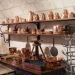 Küche von Schloss Chenonceaux