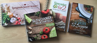 Slowcooker Kochbücher