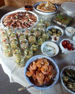 Das Geburtstagsbuffet
