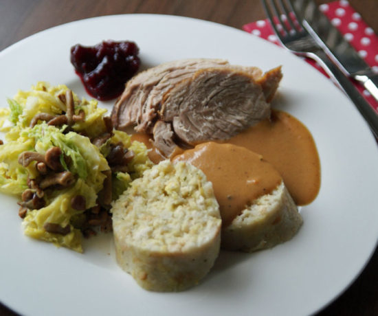 Bierbraten aus dem Slowcooker