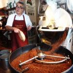 So wird bei Schamong Kaffee geröstet