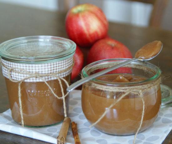 Applebutter aus dem Crockpot