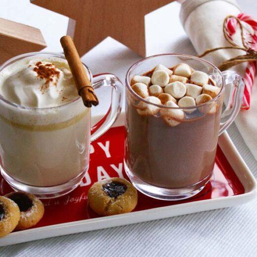 Rezepte für heiße Schokolade aus dem Slowcooker
