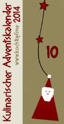 Türchen 10, kulinarischer Adventskalendertuerchen10