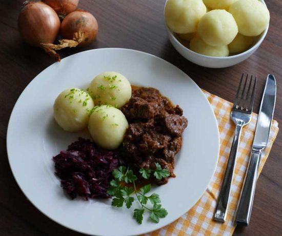 Wiener Saftgulasch