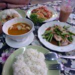 Thailändisch aus der Garküche
