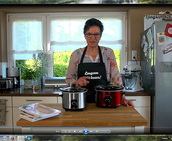 Video Slowcooker Informationen