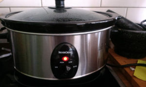 Silvercrest Slowcooker