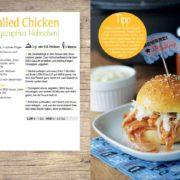 Rezept Pulled Chicken
