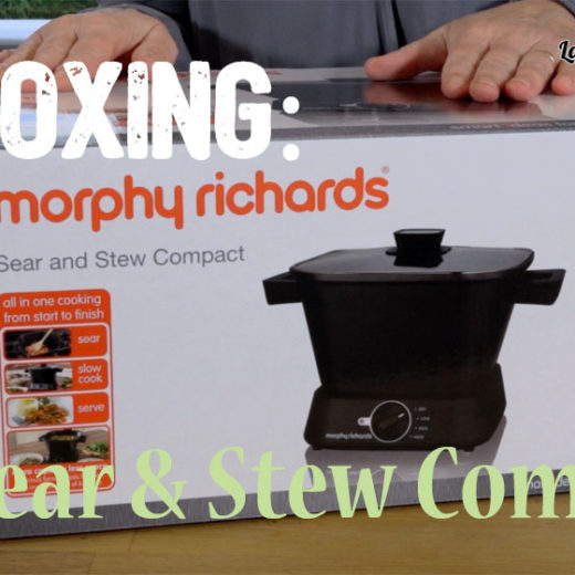Unboxing MR Sear & Stew