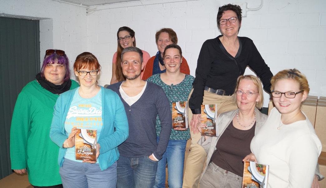 Das Suppenbuch-Team