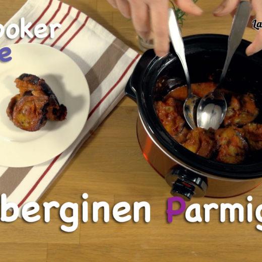 Auberginen Parmigiana