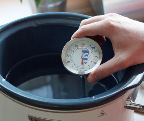 Temperaturen im Slowcooker