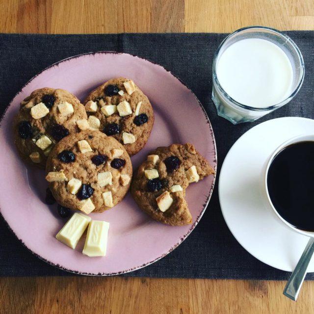 Ein Cookie in Ehren kann niemand  liegen lassen homemadecookieshellip