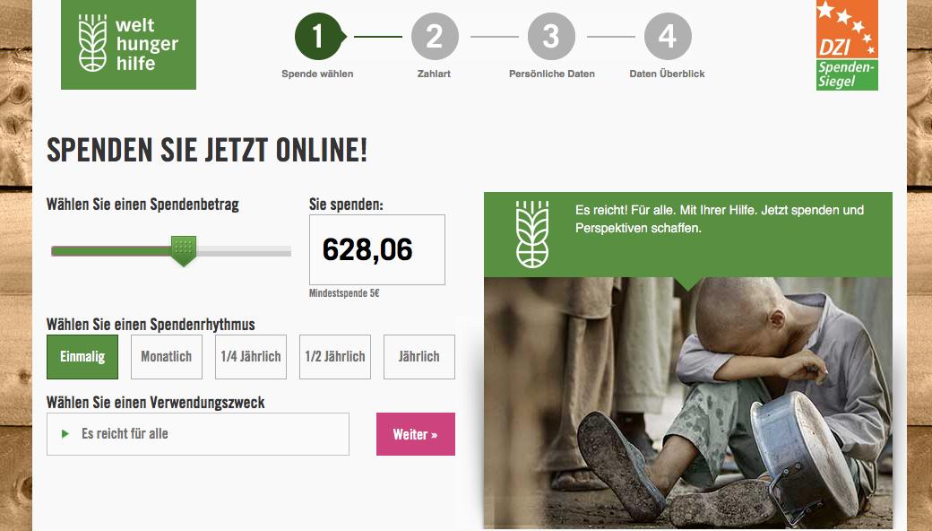 Slowcooker Charity Auktion für die Welthungerhilfe