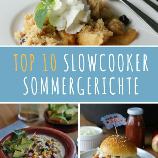 Die 10 besten Sommerrezepte für den Slowcooker