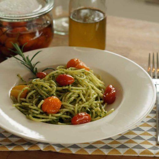 Confierte Tomaten aus dem Slowcooker