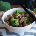 Beef Broccoli aus dem Slowcooker