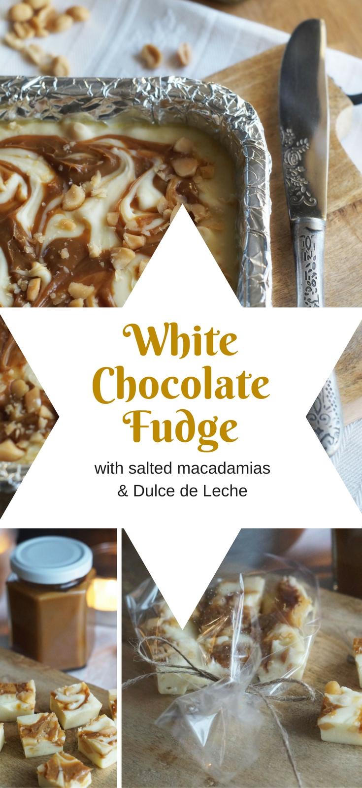 Fudge mit Dulce de Leche aus dem Slowcooker