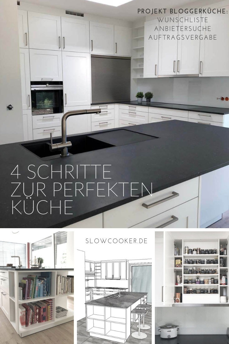 Projekt Bloggerküche