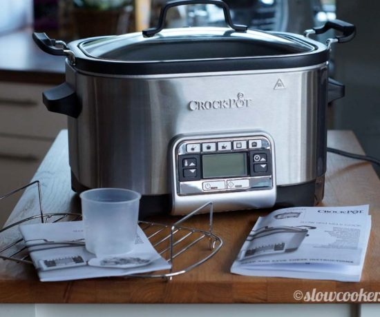Multikocher von Crock-Pot