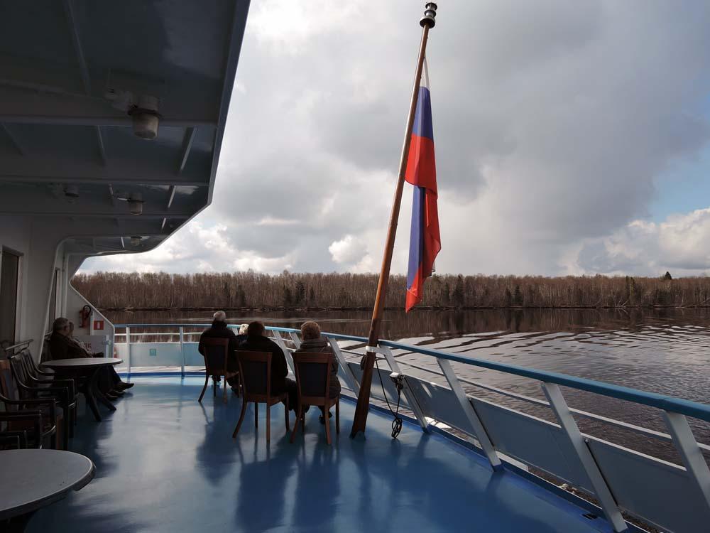 Russland-Flusskreuzfahrt