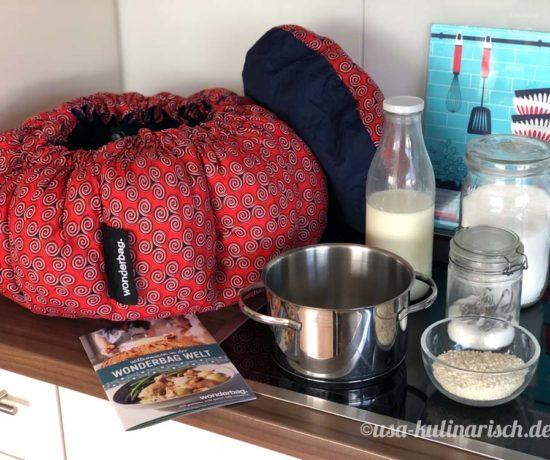 Kochen mit dem Wonderbag