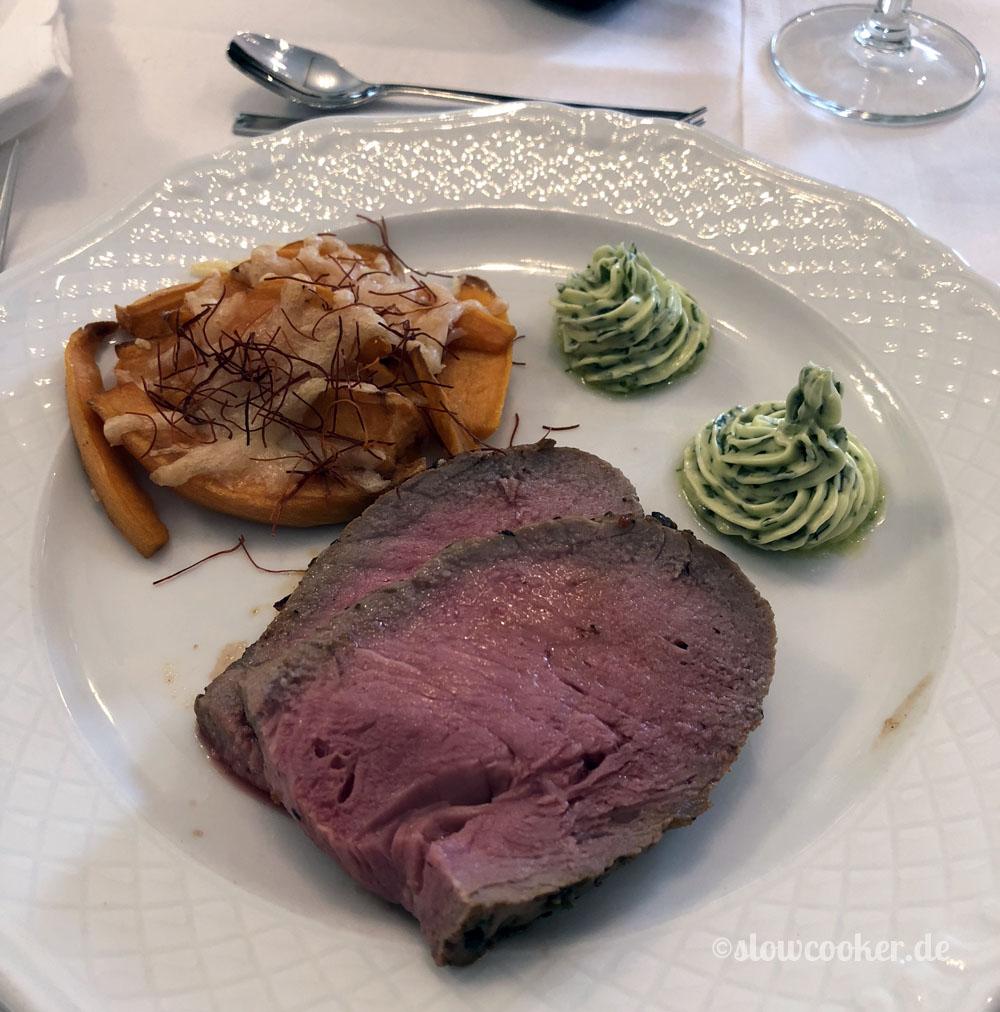 Roastbeef vom Vellerner Weiderind